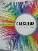 【書寶二手書T1/大學理工醫_XDD】CALCULUS _Larson