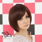 【MoKoShop假髮專賣店】小S招牌俐落鮑伯短髮造型全頂假髮【LY00138】