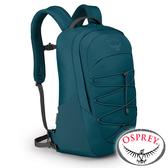 【美國 OSPREY】Axis 18休閒背包18L『埃塞藍』10002158 登山.露營.休閒.戶外.後背包.手提包.旅遊
