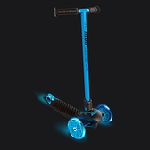 YVOLUTION 發光平衡滑板車-入門款 藍