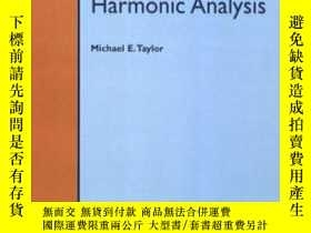 二手書博民逛書店Noncommutative罕見Harmonic AnalysisY364682 Michael E. Tay