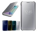 三星 Galaxy S8 / S8+ / NOTE5 / S7 / S7 edge 全透視 皮套 視窗 保護套 保護殼 智能 智慧 NOTE 7
