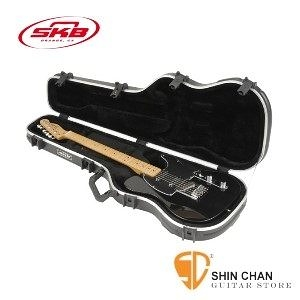 吉他硬盒 ►電吉他Standard專用硬盒 SKB FS-6  可鎖【FS6/Shaped Standard Electric Guitar Case】