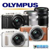 【送SD32G+清保組】OLYMPUS E-PL8 +14-42mm EZ + 40-150mm 雙鏡組【6/20前申請送禮券+原廠皮套】 公司貨 epl8