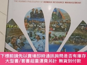 二手書博民逛書店Dedication:罕見The Foundations of HUMAN RESOURCE MANAGEMENT