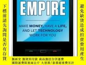 二手書博民逛書店App罕見Empire: Make Money, Have a Life, and Let Technology
