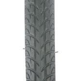 *阿亮單車*建大外胎24X1 3/8(37-540)黑色平紋胎(K-192)《A23-809》