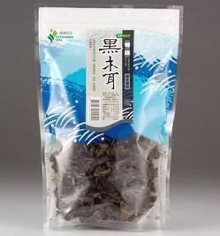 清淨生活  特級黑木耳(90g)12包 段木栽培