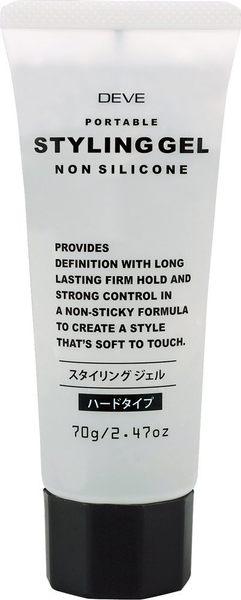 日本 熊野 DEVE 便攜型髮膠 70g 【1372】