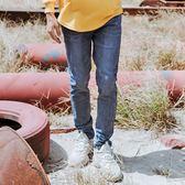 復古水洗牛仔褲【SE-813】(ROVOLETA)