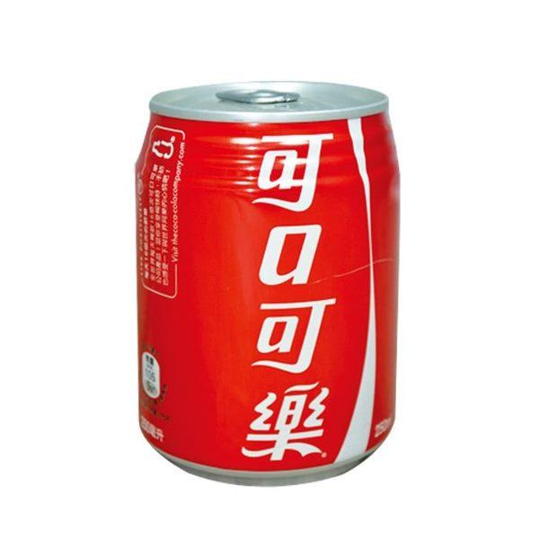 可口可樂250ml(24入)/箱【康鄰超市】