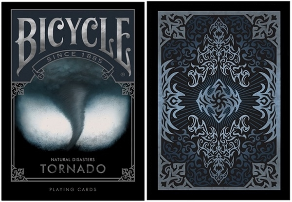 【USPCC 撲克】BICYCLE ND tornado PLAYING CARDS natural disasters