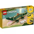 樂高積木 LEGO《 LT31121 》創意大師 Creator 系列 - 鱷魚 / JOYBUS玩具百貨