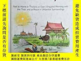 二手書博民逛書店LIVING罕見IN THE THAI COUNTRYSIDE