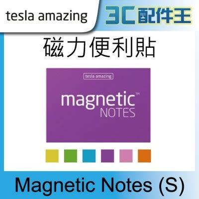【出清】tesla amazing 磁力便利貼 Magnetic Notes 【S】 便條紙 磁力貼 紙條 便條本