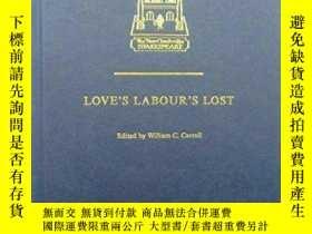 二手書博民逛書店Love s罕見Labour s Lost (the New Cambridge Shakespeare)Y2