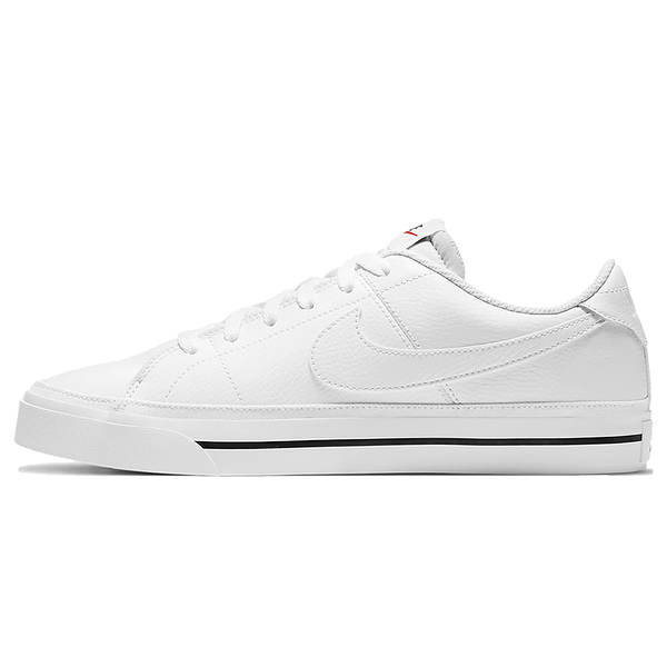 【現貨】Nike Court Legacy 男鞋 休閒 經典 基本款 皮革 白【運動世界】CU4150-100