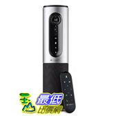 [美國直購] 無線螢幕鏡像投影儀 Logitech Conference Cam Connect  Small Grou