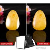 攝影燈 LED柔光燈珠寶文玩攝影燈桌面拍照常亮燈 小型攝影棚補光燈 igo 第六空間