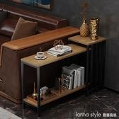 邊幾輕奢客廳小茶幾沙發邊幾角幾邊角櫃側邊櫃沙發桌簡易沙發邊櫃 全館新品85折 YTL