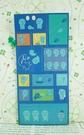 【震撼精品百貨】藍海寶寶~磁鐵貼紙-烤番薯