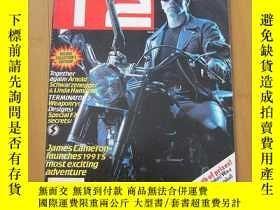 二手書博民逛書店終結者2設定資料集罕見Terminator 終結者2 英文版Y178456 TARA 出版1991
