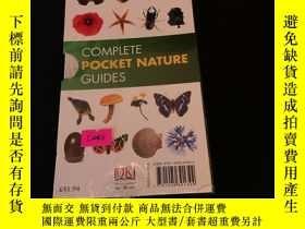 二手書博民逛書店Complete罕見nature pocket guideY302880 DK publishing ISB