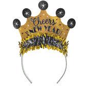 髮箍1入-新年乾杯