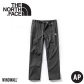 【The North Face 男 防風保暖長褲《黑》】3VTG/防風長褲/冬季長褲/保暖長褲