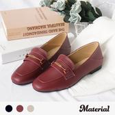 包鞋 簡約可後踩平底包鞋 MA女鞋 T4323
