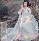 漢服女襦裙中國風漢元素改良古裝齊胸襦裙古...