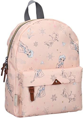 可愛   正版冰雪奇緣  少女系後背包