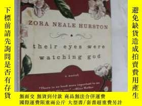 二手書博民逛書店Their罕見eyes were watching god :7