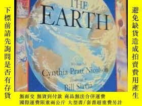 二手書博民逛書店STARTING罕見WITH SPACE THE EARTH17