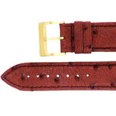 手錶帶 男錶 鴕鳥皮錶帶 名錶 愛彼表 萬國錶 omega 卡地亞 百達翡麗 勞力士 替換錶帶