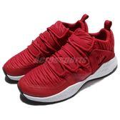 Nike 休閒鞋 Jordan Formula 23 Low BG AJ10元素 紅 白 運動鞋 女鞋 大童鞋【PUMP306】 919725-602