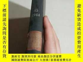 二手書博民逛書店OFFICERS罕見OF THE SOCIETY.85.1944