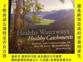 二手書博民逛書店Healthy罕見waterways healthy catch