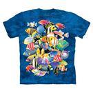 【摩達客】(預購)美國進口The Mountain 熱帶魚群 純棉環保短袖T恤(10416045073a)