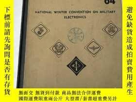 二手書博民逛書店national罕見winter convention on m