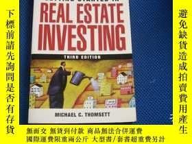 二手書博民逛書店Getting罕見Started in Real Estate