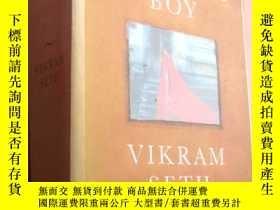 二手書博民逛書店A罕見Suitable Boy 英文原版 厚本Y85718 Vi