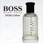 BOSS自信運動版男性淡香水100ml-TESTER(環保盒)[70468]