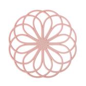 HOLA 花漾矽膠鍋墊-粉色