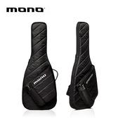 【敦煌樂器】MONO M80 SEG BLK Sleeve 電吉他琴袋 酷炫黑色款