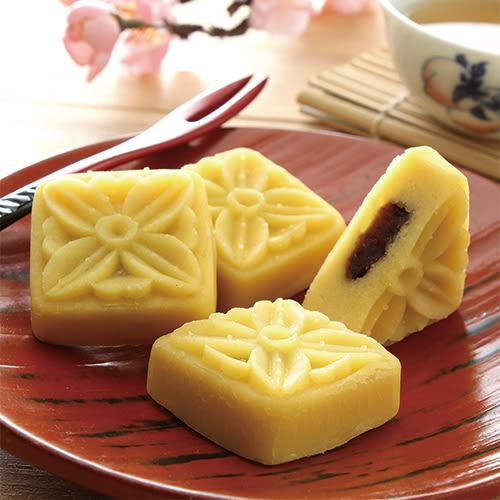 雪之戀綠豆糕15入/盒【愛買冷凍】