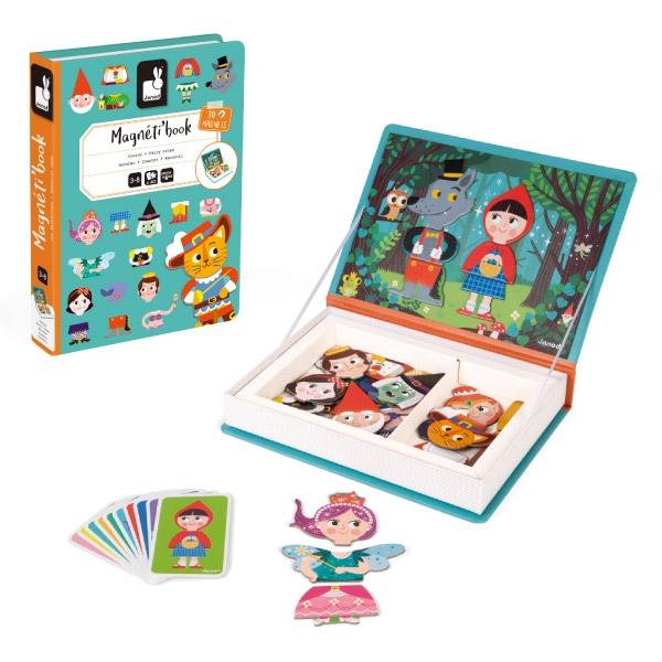 法國 Janod 磁鐵遊戲書 (13款可選)