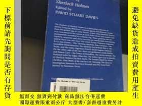 二手書博民逛書店SHADOWS罕見OF SHERLOCK HOLMS EDITED BY DAVID STUART DAVIES奇