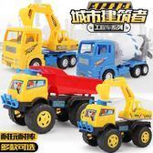 機吊車工程車玩具汽車模型