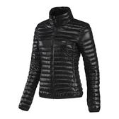 Adidas WINTER JACKET [AP8680] 女款 休閒 短版 合身 輕量 保暖 羽絨 外套 愛迪達 黑